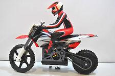 MX400BL-R Moto électrique MX400 HIMOTO BRUSHLESS SANS BALAIS BURSTOUT 1/4/