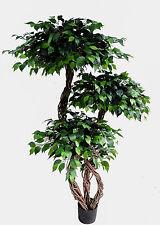 Crazy Ficus 180 DA künstlicher Baum Kunstbaum Kunstpflanzen Künstbäume