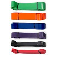 Resistance Band Loop Set Crossfit Strength Pull Up Gym Training Fitness Exercise