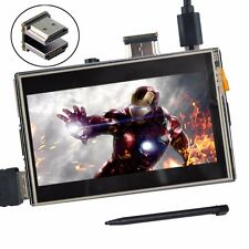 "CA  3.5"" LCD HDMI  Touch Screen Display  for Raspberry Pi 2 Pi 3 480 * 320"
