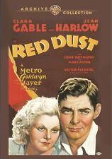 RED DUST (1932 Clark Gable, Jean Harlow) - Region Free DVD - Sealed