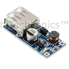 USB DC -DC Mini PFM Control(0.9 - 5V) to 5V DC Boost Step UP Power Supply Module
