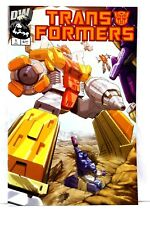 Transformers Generation 1 #1 3rd Print Comic DW Dreamwave F/F+