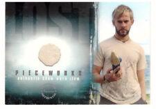 LOST TV Series Season 2 Premium Pieceworks Trading Card PW-7 Dominic Monaghan #1