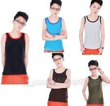 Les Lesbian Tomboy Chest Breast Binder Undershirt Slim Fit Vest Size XS-2XL TP