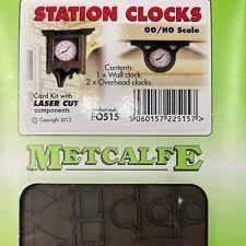 Metcalfe - PO515 - Station Clocks