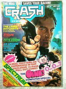 60379 Issue 42 Crash Magazine 1987