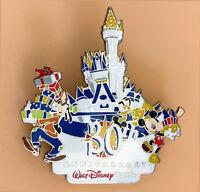 Disney Collector Pin Walt Disney World WDW 30th Anniversary 2002