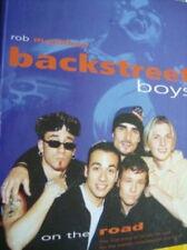 Backstreet Boys On The Road UK Book (1999), Paperback