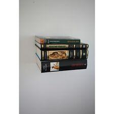 Invisibile Libro Scaffale Parete Mobile in Metallo DECOR RIVISTE