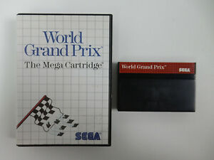 World Grand Prix für Sega Master System - PAL - in OVP