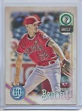 2018 Topps Gypsy Queen Parker Bridwell Rookie Card