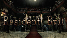 Resident Evil DLC Full Game Remastered HD Version PS4 -  Same Day Dispatch