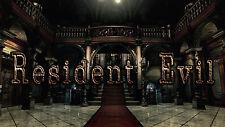 Resident Evil Dlc Juego Completo Remasterizado Hd Versión Ps4-el mismo día Envío