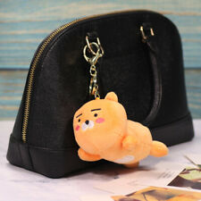 Kakao Friends Apeach / Ryan Plush Stuffed Doll Mobile Phone Strap Keychain Charm