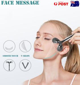 Face Roller Massage Beauty Thin Face Non-jade Face 3D Beauty Stick V Face