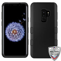 For Samsung Galaxy S9 Plus TUFF Hybrid Phone Protector Case Cover
