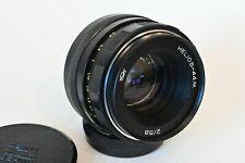 Helios 44M 58mm F2 Lens M42 Fit