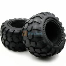 2pc 2.2 Off Road Tires Badland Mud Big Foot Tyre 115mm Fit RPM 2.2'' Truck Wheel