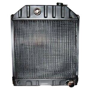 C7NN8005H Radiator without Oil Cooler for Ford Tractors 2000 2600 3000 3600 4000