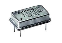 Oscillatore quarzo ibrido 7,3728 MHz crystall oscillator elettronica AE/010737