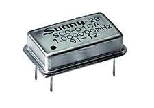 Oscillatore quarzo ibrido 10 MHz crystall oscillator elettronica AE/011000