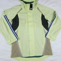 Adidas All Timers Men's Snowboarding Jacket Winter Yellow EC3311 Small $170