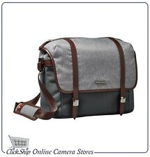 Manfrotto Windsor Lifestyle Camera Medium Messenger Bag (Gray) Mfr # MB LF-WN-MM