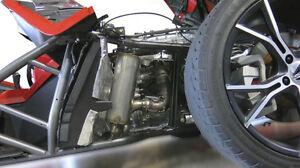 Bassani Exhaust Muffler (6S17) for 2015-2016 Polaris Slingshot