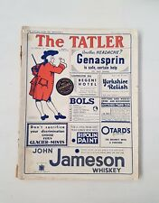 No. 1661 / 1933 April Issue of The Tatler - Vintage / Rare
