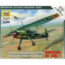 6184 HENSCHEL 126B  WWII - 1/144 - ZVEZDA - WW2