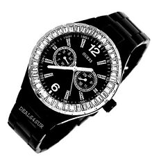 GUESS LADIES G13553L  CHILL WATCH BLACK