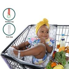f2265d2d541 Baby Hammock for Shopping Trolley with Tote Bag and Non-Toxic Teething Toy
