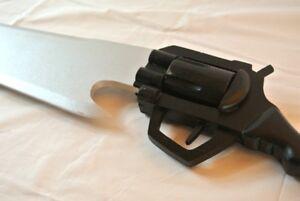 """Final Fantasy Gunblade Wood Sword M 32"""""""