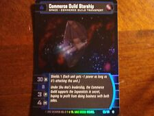 Star Wars TCG AOTC Commerce Guild Starship FOIL 128/180