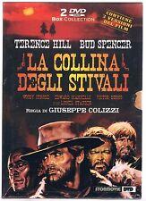 LA COLLINA DEGLI STIVALI BUD SPENCER TERENCE HILL DVD F.C. SIGILLATO!!!