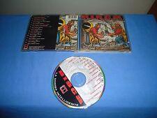 """Bisca """"La Bomba Intelligente"""" CD CRIME SQUAD ITA 1994"""