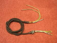 W48 Hörerkabel original Stoff alte Telefonteile Ersatzteile Telefon Teile W49