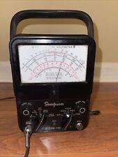 New Listingvintage Simpson Model 303 Vacuum Tube Voltmeter Volt Meter