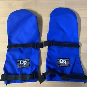 Outdoor Research Gore-Tex Mittens- Shell - Size L