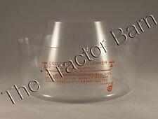 """John Deere Farmall IH 7"""" Pre Cleaner Bowl Air Intake Dust Cup R28794 365413R1"""