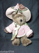 Boyd Investment Collectibles Mrs. Mertz Bear 10 Inches Tall