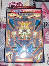 Gundam Seed  Figure Banpresto  Freedom Gundam Full Weapon Set