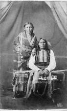 Photo 1880s Cheyenne Indian Chief Iron Shirt