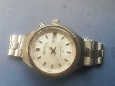 SEIKO BELL-MATIC automatic alarm watch, ref 4006-6060, stainless steel  bracelet
