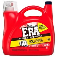Era 2X Ultra he Liquid Laundry Detergent - 200 oz. - 146 loads