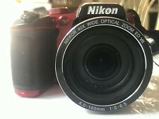 Nikon Coolpix B500 16 MP 40X Zoom WiFi Dig Camera -NOT WORKING & FOR PARTS ONLY