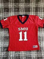 Majestic NCAA SMU Cole Beasley #11Jersey NFL Dallas Cowboys Buffalo Bills Small