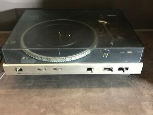ITT Hifi 8012 Direct Drive Automatic Plattenspieler!!!