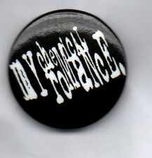 MY CHEMICAL ROMANCE - THE BLACK PARADE  BUTTON BADGE - AMERICAN ROCK BAND